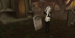 You're dead to me (*~~~Amanda~~~*) Tags: zenny secondlife creepy halloween whimsy