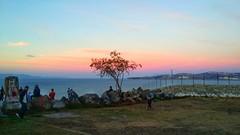 20160914_193304-01 (hafssa_13) Tags: tags tangier tanger morocco maroc sea sun seashore beautiful view spain espagne blue