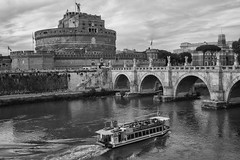 The Boat (Maurizio Imbriale) Tags: bw blackwhite creativecommons decisivemoment explore flickr flickriver italy maurizioimbriale moments monochrome nikond3200 rome worldstreetphotography