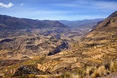 Valley of Colca River, Peru (szeke) Tags: 2007raw year arequipa peru pe