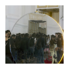 Crowded (www.damientaylor.co.uk) Tags: palaceofversailles madnessofversailles versailles crowded people tourists multipleexposure intentionalcameramovement icm me creative