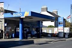 Solo, Bushmills County Antrim. (EYBusman) Tags: solo petrol gas gasoline filling service station garage bushmills county antrim texaco bush fuels eybusman