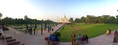 Taj Mahal pano