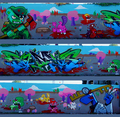 Happy Tree Friends (OVER GAMS) Tags: streetart handy graffiti tag bordeaux gamer toothy lumpy nutty cuddles giggles happytreefriends gams flakey flippy 3gc soulmag cimetieredeschats ruedesetrangers llouliee llouls