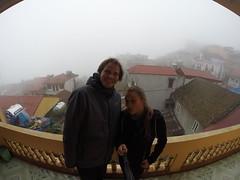 Photo de 14h -A Sapa encore et toujours sous la brume - 16.11.2014