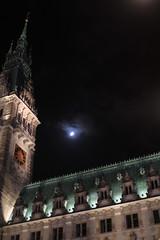 Moon over Radhaus