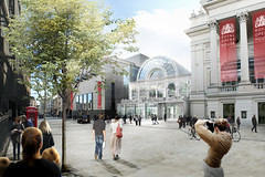 Royal Opera House Open Up project gets planning approval