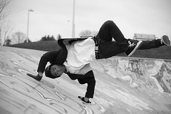 0023-MM copy shoot (Jerick Collantes) Tags: park school ballet white cold college hat fashion outside photography dance alley image montreal ottawa communication skatepark freeze algonquin hiphop breakdance bgirl breadcrumbs bboys colorchecker jerickcollantes jjerbear