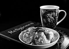 Kaffee - Buch - Reformations-Brötchen