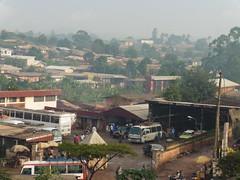 Blick ueber Bamenda 2