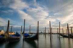 ..or Venice Coloured? (Marco Petretti) Tags: venice sunset italy cloud color classic colors clouds photo colorful tramonto pic colored venezia