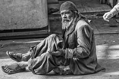 "INDIA6889/ "".........................PORTRAIT (Glenn Losack, M.D.) Tags: street people india portraits photography delhi muslim islam poor photojournalism buddhism impoverished flip flops local hindu scenics handicapped deformed beggars streetphotographer glennlosack losack glosack dahlits"
