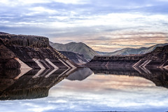 lucky peak-12-08-14-4-2 (Ken Folwell) Tags: idaho landscapes canon5dii water landscape lake outdoor mountain sky