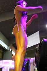 Chica SITCA (GG_catcher) Tags: girl mexico neon internacional carwash pasarela salon tuning drift gridgirl sitca edecan promogirl fashionrunway saloninternacionaldeltuning sitca2013 chicassitca