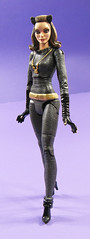 Julie Newmar Catwoman action figure (infadoll) Tags: actionfigure customized custom catwoman julienewmar repaint customactionfigure tvcatwoman