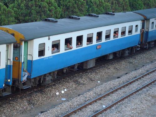 Thailand - Hua Hin - Third class