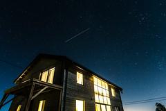 Timelapse at home (Endlands dp) Tags: sky stars timelapse long exposure panasonic skyskape benro