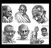 GANDHI / MAHATMA GANDHI / FATHER OF NATION / AHIMSHA MURTHY / INDIAN FREEDOM FIGHTER / REAL HERO / Art by Anikartick (ARTIST ANIKARTICK (VASU engira KARTHIKEYAN)) Tags: blackandwhite art painting paint artist artists gandhi pendrawing penandink republicday gandhiji mahatmagandhi portraitartist fatherofnation portraitart gandhifoundation gandhipictures indianfreedomfighter mahatmagandhiji gandhiportrait gandhiphotos gandhiart gandhiimages gandhiwritings gandhidrawing gandhibooks gandhiworldfoundation gandhiartfoundation gandhiworldartfoundation gandhibiography gandhiquotos gandhilifehistory indepentanceday gandhisketch gandhiportraitsketch thegandhifoundation mahatmagandhifoundation mahatmagandhiworldartfoundation