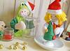 Depois na árvore e coloque no pires (Ateliê Bonifrati) Tags: tree cute natal diy craft árvore tutorial pap molde passoapasso bonifrati craftchristmas natalcraft