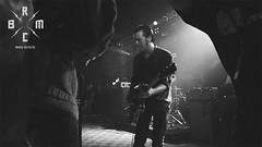 4 (reaoubien) Tags: leica blackandwhite bw monochrome live rocknroll brmc photoworks stagephotography petehayes reaoubien