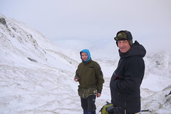 Meall nan Tarmachan (gajtalbot) Tags: winter mountain snow walking scotland hill mountaineering trossachs munro