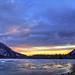 Sunrise Near Canmore
