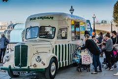Ice Cream Van (Splendid What) Tags: london southbank riverthames icecreamvan