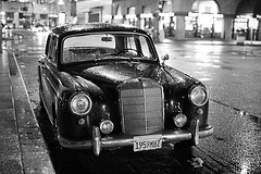 freshly rinsed (11631) (shumpei_sano_exp9) Tags: sanfrancisco bw streets 20d classic wet water car rain night canon mercedes benz drops automobile chinesenewyear headlights parade grill vehicles mercedesbenz medallion raindrops handheld windshield 2008 1959 treasurehunt glistening mbz 35l cnyth yearoftherat sfchronicle96hrs ef35mmf14lusm p1f1 canon35mmf14lusm 2008cnyth 1959mercedesbenz cnyth2008 1959mbz verwimmin
