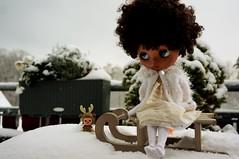 Blythe A Day 28 December 2014 - Reindeer