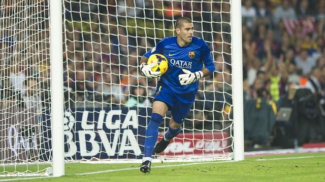 Las 3 opciones de Víctor Valdés