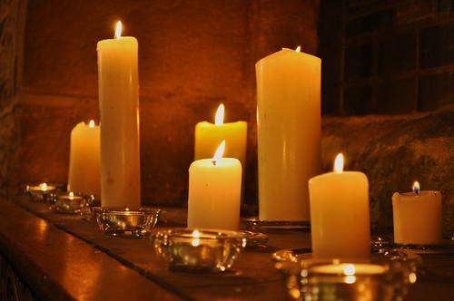 Christingle Candles