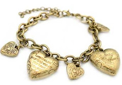 5th Avenue Brass Bracelet P9491A-2