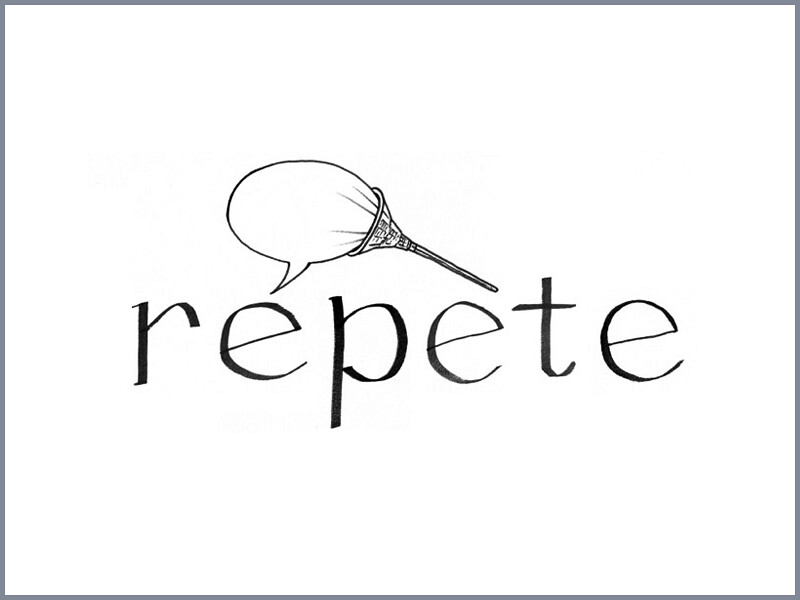 Répète © Pierre Alferi