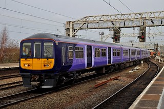 Class 319 in Northern Livery