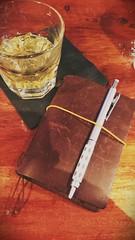 The job (Wayne Wolfson) Tags: midori sketchkit waynewolfson