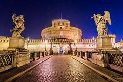 Castel Sant'Angelo, Roma, Italia
