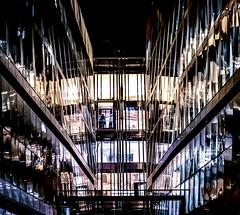 Changing Floors (julchan) Tags: london glass architecture cityoflondon lifts newchange onenewchange