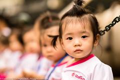 Infants visit Hanoi  Army Museum (Pexpix) Tags: hanoi nikkoraf85mmf14d nikondf vietnam hni
