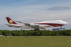 Qatar Amiri Flight Boeing 747-8ZV(BBJ) VQ-BSK-5687 (Daniel D.346) Tags: canon 5d boeing flugzeug amiri 747 jumbo qatar b747 bbj 748 747800 b748 5dmark3 vqbsk