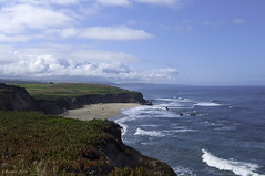 The Rocky Pacific Shore (Greatest Paka Photography) Tags: travel seascape beach water coast cove shoreline rocky pacificocean shore coastline halfmoonbay sanmateocounty cabrillohighway stateroute1