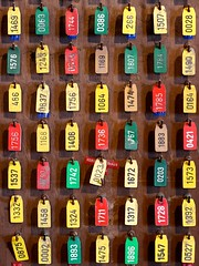 numbers (Arnolt S.) Tags: red stilllife colors yellow lumix colorful panasonic numbers rows mft microfourthirds lumixgf7 panasoniclumixg42517
