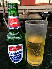 """Panama City: pas vraiment de goût cette bière Panama ;) <a style=""""margin-left:10px; font-size:0.8em;"""" href=""""http://www.flickr.com/photos/127723101@N04/26726733734/"""" target=""""_blank"""">@flickr</a>"""
