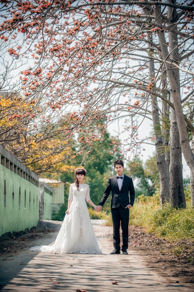 台南自助婚紗 凱蒂 台南婚攝丫賓012