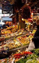 Visiting the Mercat de Sant Josep / La Boqueria 1 (J.R. Rondeau) Tags: barcelona food colors rondeau spain colours market morocco candies canoneos laboqueria tamron2875 sjet photoshopelements10 sjet2016 lamerkatsantjosef