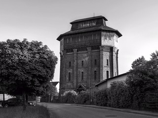 Old Water Tower ...