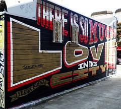 There Is So Much Love In This City by Pablo A Medina & Nolan Jones (wiredforlego) Tags: sanfrancisco california streetart love graffiti mural sfo urbanart mission yerbabuena nolanjones pablocmedina