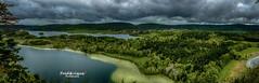 A couper le souffle (Tra Te E Me (TTEM)) Tags: sky lake nature clouds landscape raw cloudy ciel jura lacs nuages paysage camra belvdre 4lacs lumixfz1000