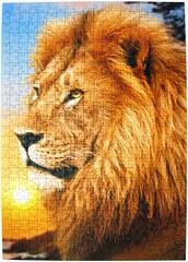 Lion / Lew (Leonisha) Tags: lion puzzle jigsawpuzzle lwe