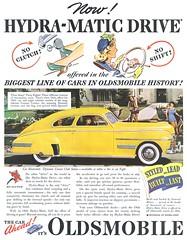 Oldsmobile - 19401214 Post (Jon Williamson) Tags: history vintage advertising ad vintageadvertising vintagead vintascope