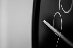 time (apg_lucky13) Tags: ca bw usa clock monochrome canon eos 50mm blackwhite time minimal m hours m2 minutes jdc 50mmf18 efm eosm mirrorless fotodiox fotodioxadapter jasdaco eosm2